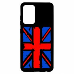 Чохол для Samsung A52 5G Британський прапор