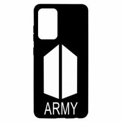 Чохол для Samsung A52 5G Bts army