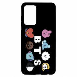 Чохол для Samsung A52 5G Bts emoji