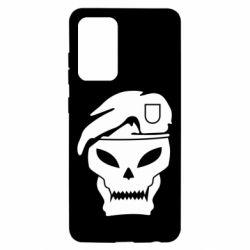Чохол для Samsung A52 5G Call of Duty Black Ops logo