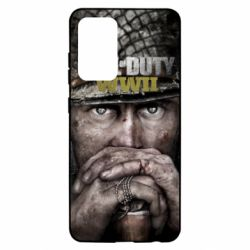 Чехол для Samsung A52 5G Call of Duty WWII