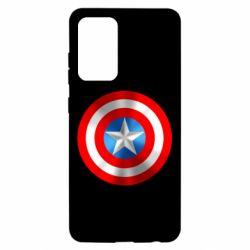 Чехол для Samsung A52 5G Captain America 3D Shield