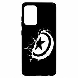 Чохол для Samsung A52 5G Captain America shield