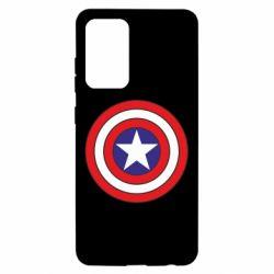 Чехол для Samsung A52 5G Captain America