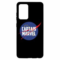 Чохол для Samsung A52 5G Captain Marvel in NASA style