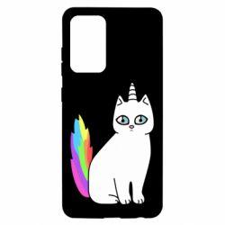 Чехол для Samsung A52 5G Cat Unicorn