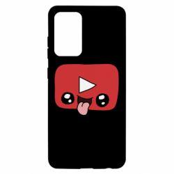 Чохол для Samsung A52 5G Cheerful YouTube