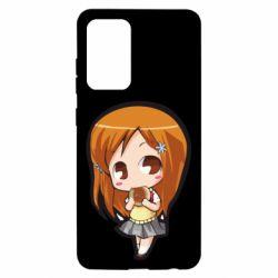 Чохол для Samsung A52 5G Chibi Orihime Bleach