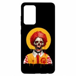 Чохол для Samsung A52 5G Clown McDonald's skeleton
