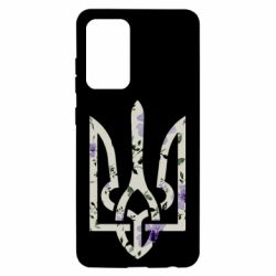 Чехол для Samsung A52 5G Coat of arms with patterns