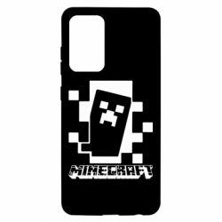 Чохол для Samsung A52 5G Color Minecraft
