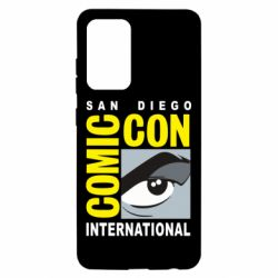Чохол для Samsung A52 5G Comic-Con International: San Diego logo
