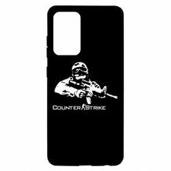 Чохол для Samsung A52 5G Counter StrikeПлеєр