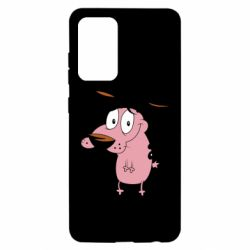 Чохол для Samsung A52 5G Courage - a cowardly dog