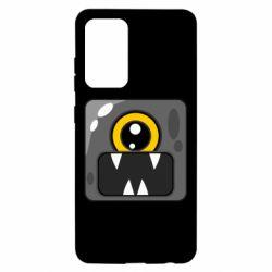 Чохол для Samsung A52 5G Cute black boss
