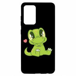 Чохол для Samsung A52 5G Cute dinosaur