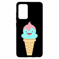 Чохол для Samsung A52 5G Cute face ice cream