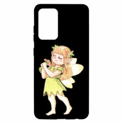 Чохол для Samsung A52 5G Cute Fairy in watercolor style