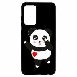 Чохол для Samsung A52 5G Cute little panda