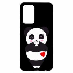 Чохол для Samsung A52 5G Cute panda