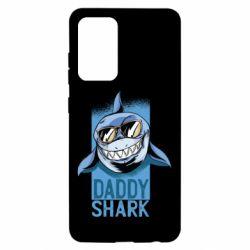 Чохол для Samsung A52 5G Daddy shark
