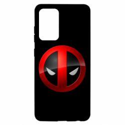 Чехол для Samsung A52 5G Deadpool Logo