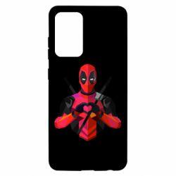 Чохол для Samsung A52 5G Deadpool Love