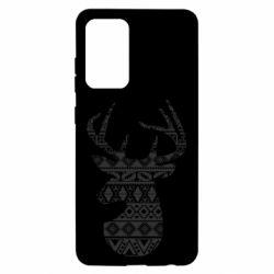 Чохол для Samsung A52 5G Deer from the patterns