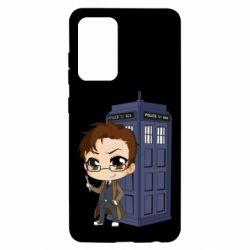 Чохол для Samsung A52 5G Doctor who is 10 season2