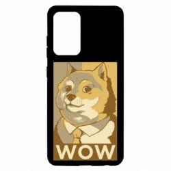 Чохол для Samsung A52 5G Doge wow meme