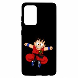 Чохол для Samsung A52 5G Dragon ball Son Goku