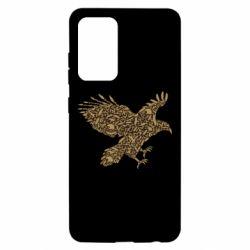 Чехол для Samsung A52 5G Eagle feather