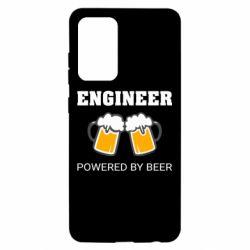 Чохол для Samsung A52 5G Engineer Powered By Beer
