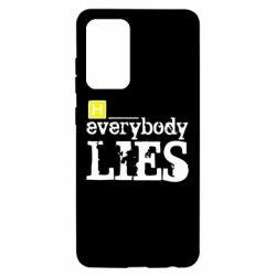 Чохол для Samsung A52 5G Everybody LIES House
