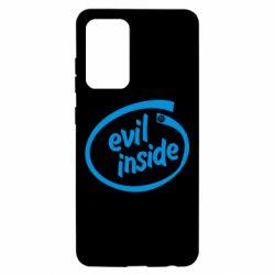 Чохол для Samsung A52 5G Evil Inside