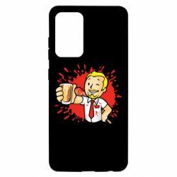 Чохол для Samsung A52 5G Fallout  boy blood