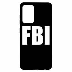 Чехол для Samsung A52 5G FBI (ФБР)