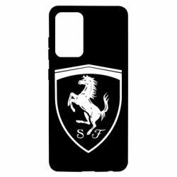 Чохол для Samsung A52 5G Ferrari horse