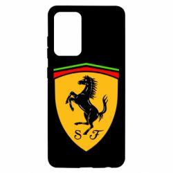 Чехол для Samsung A52 5G Ferrari