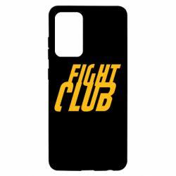 Чохол для Samsung A52 5G Fight Club