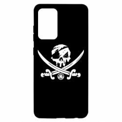 Чохол для Samsung A52 5G Flag pirate