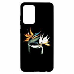 Чехол для Samsung A52 5G Flowers art painting