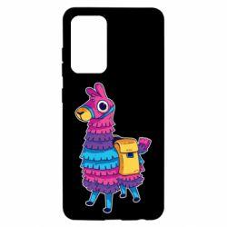 Чохол для Samsung A52 5G Fortnite colored llama