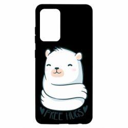 Чохол для Samsung A52 5G Free hugs bear