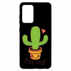 Чохол для Samsung A52 5G Free Hugs Cactus