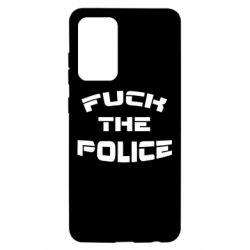 Чохол для Samsung A52 5G Fuck The Police До біса поліцію