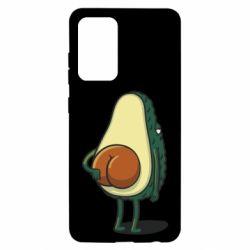 Чохол для Samsung A52 5G Funny avocado