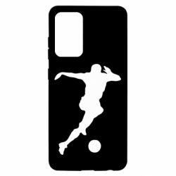 Чехол для Samsung A52 5G Футбол
