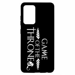 Чохол для Samsung A52 5G Game of thrones stylized logo