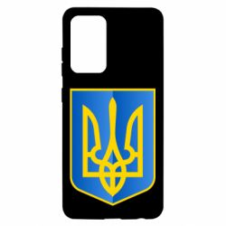 Чехол для Samsung A52 5G Герб України 3D